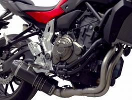 Termignoni Y104090CV Yamaha MT-07 / XSR700 Termignoni Y104090CV Yamaha MT-07 / XSR700 - skladem v MMB