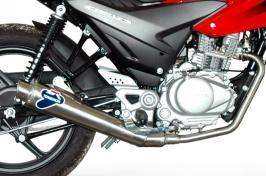 Termignoni H084080IC Honda CBF 125 Termignoni H084080IC Honda CBF 125 - dostupnost na dotaz